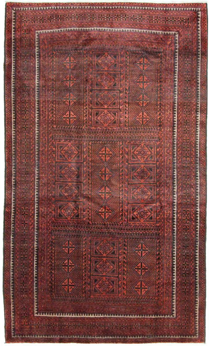 Very fine Persian Baluch, approx. 450,000 knots/m2