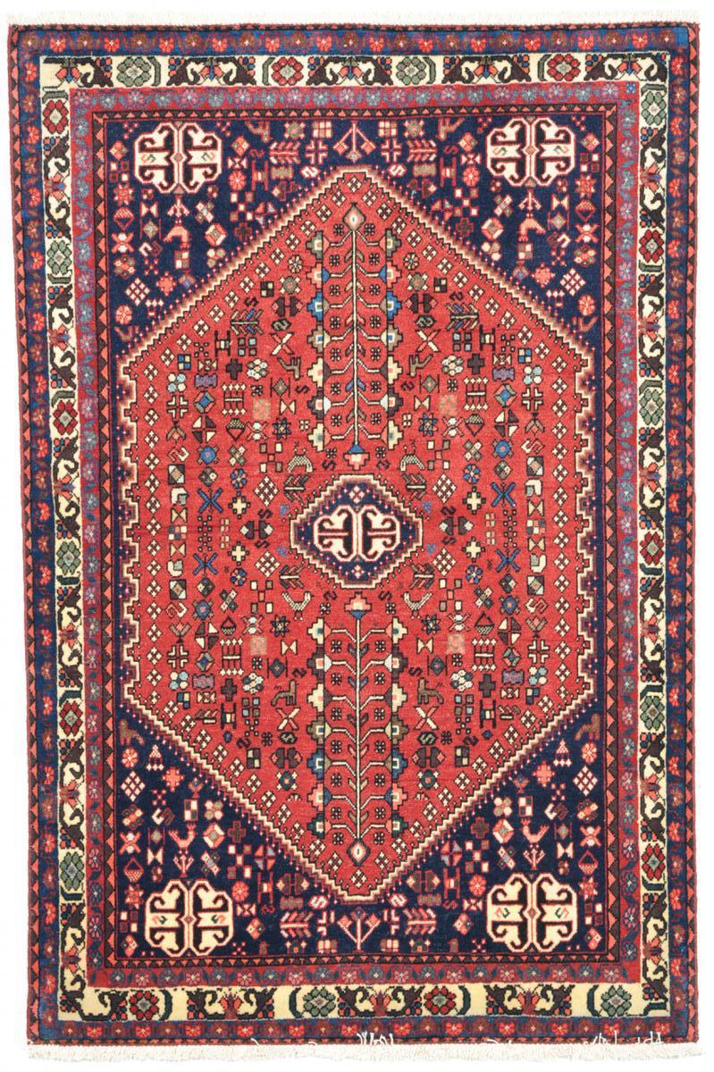 Persischer Adabeh Teppich, ca. 270.000 Knoten/m2