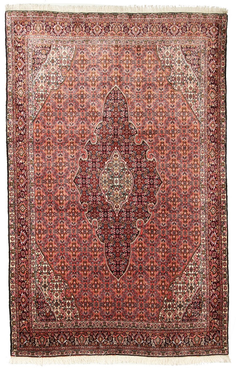 Fine Persian Bidjar carpet, approx. 450.000 knots/m2