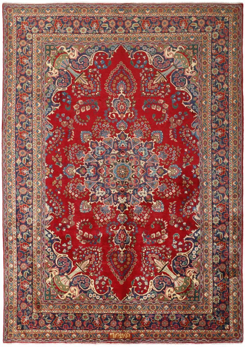 Maschhad Persian rug with 200.000 knots/m2