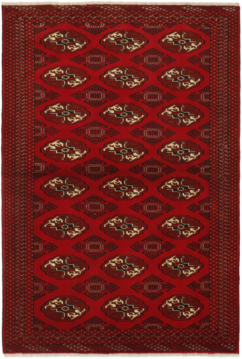 Carpet Wiki Turkaman Carpets Origin Amp Facts