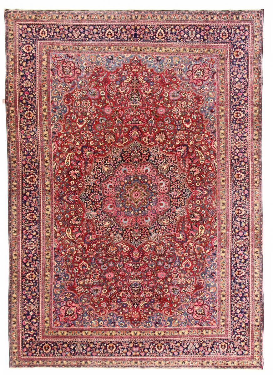 50 year old Mashhad rug