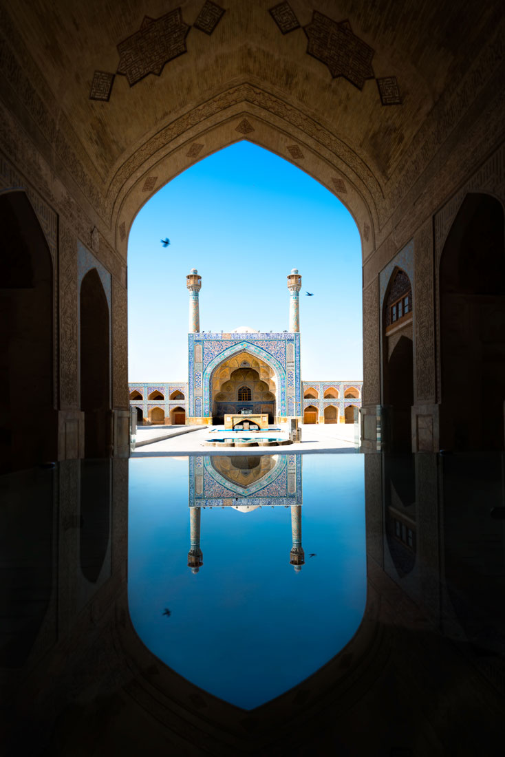 Emam Mosque in Isfahan